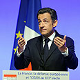 Sarkozy Photo: AFP