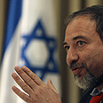 Lieberman Photo: AFP
