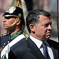 King Abdullah. US ally Photo: AFP