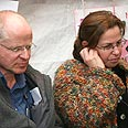 Tough week for Gilad Shalit's parents Photo: Orly Zeiler