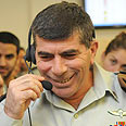 Chief of Staff Lt. Gen. Gabi Ashkenazi Photo: Yaron Brenner
