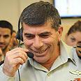 Chief of Staff Lt. Gen. Gabi Ashkenazi Photo: Yaron Brenner