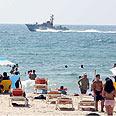 Tel Aviv beach Photo: Shaul Golan