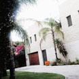Villa in Caesarea. 'This is my beautiful house' Photo: Elad Gershgoren
