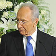 Peres going to AIPAC? Photo: Amos Ben Gershom, GPO