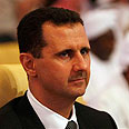 Assad. 'Israel placing obstacles' Photo: AP