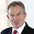 'We'll be back in business.' Blair Photo: Reuters