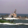 Israeli naval patrol located boat (Archive photo) Photo: Zvika Israeli, GPO