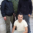 Interviewing Bethlehem leadership of al-Aqsa Martyrs Brigades Photo: WND Books