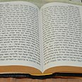 The Bible. Belongs to all Photo: Herzl Yosef