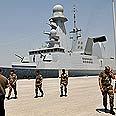 Army base in Abu Dhabi Photo: AFP