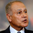 Ahmed Aboul Gheit Photo: AFP