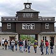 Buchenwald camp Photo: AP