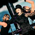 Madonna in concert Photo: mct