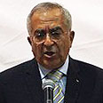 Palestinian PM Salam Fayyad Photo: Reuters