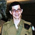 Gilad Shalit. 'Safe and sound' Photo: AP