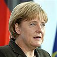 Merkel. Complete rehabilitation Photo: AP