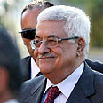 &#39;False information.&#39; Abbas Photo: AP