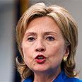 Clinton. 'Unacceptable' Photo: AP