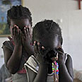 Sudanese refugees' children (archives) Photo: AP