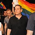 MK Horowitz. 'The worst hate crime' Photo: Yaron Brener