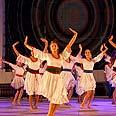"""""""אם בערד שרים, בכרמיאל ירקדו"""". פסטיבל המחולות צילום: גיא כץ באדיבות מטה פסטיבל מחולות כרמיאל"""