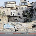 Safed. Riots between Jews, Arabs Photo: Avihu Shapira