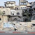 Safed. Creating facts on the ground Photo: Avihu Shapira