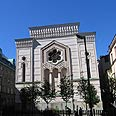 Great Synagogue of Stockholm, Sweden. Jewish community &#39;slowly being pushed out&#39; Photo: Amit Schneider