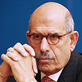 ElBaradei. Rejected allegations Photo: AFP