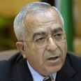 Fayyad preparing for statehood Photo: AP