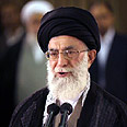 Khamenei. 'Ruined human livelihoods' Photo: AFP