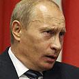 'No meeting with Netanyahu.' Putin Photo: AP