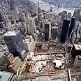 Ground Zero construction site Photo: AP