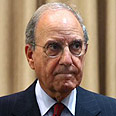 George Mitchell, still focused on Mideast peace efforts Photo: AFP