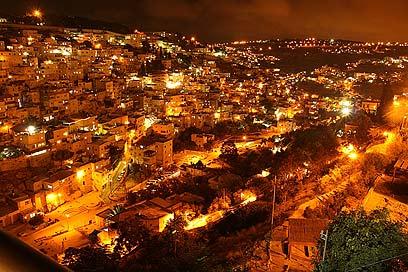 עיר דוד (צילום: רון פלד)