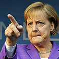 German Chancellor Angela Merkel Photo: Reuters