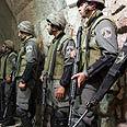 Police on high alert Photo: Gil Yohanan