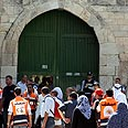 Temple Mount, Sunday Photo: Gil Yohanan