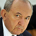 Judge Richard Goldstone. Accused Israel of war crimes Photo: AFP