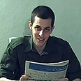 Gilad Shalit in captivity Photo: Reuters
