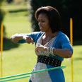Michel Obama fighting child obesity