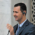 Syrian President Bashar Assad Photo: Reuters
