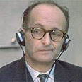 Eichmann during trial in Israel. US knew where he was hiding Photo: GPO