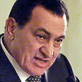 'Throwing the country into a war would be irresponsible.' Mubarak Photo: Reuters
