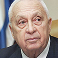Prime Minister Ariel Sharon Photo: Baubau
