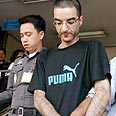 Eli Cohen in Thai prison Photo: Reuters
