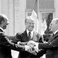1979 historic peace between Israel, Egypt Photo: AP