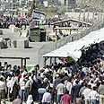 West Bank checkpoint (Archive photo) Photo: AP