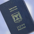 Israeli passports left behind